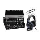 Guitar Recording Pack STEINBERG Scheda Audio USB / Cuffie / Cavo jack 3m Bundle