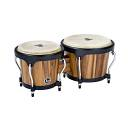 "Latin Percussion Lpa601 Aw - Bongos 6,75""/8"" In Legno Naturale"
