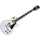 "EPIPHONE/GIBSON ""LES PAUL CUSTOM- ALPINE WHITE"""