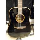LAG Guitars T100D black