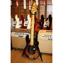 Sterling by Music Man Sting Ray 34 Vintage Burst