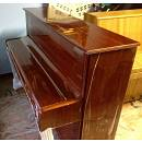 Weisbach UP-110 - pianoforte acustico verticale 110 cm - noce