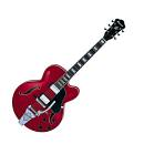 Ibanez AFS 75T TRD rosso trasparente