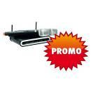 Sistema microfoni PROFESSIONALI a 2 canali UHF-202 863,42 + 864.99MHz