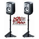 QUIKLOK BS 402 COPPIA STAND HOME RECORDING, SALA O STUDIO