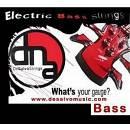 De Salvo Bass Strings 40/105 Steel Plated