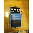 Boss CS3 compression sustainer compressore