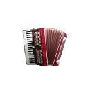 Soundsation 120 Fisarmonica 120 Bassi Rossa - Fisarmonica 120 Bassi