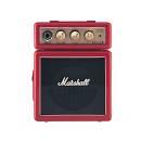 Marshall Ms2r Red - Mini Amplificatore Per Chitarra 1w Rosso