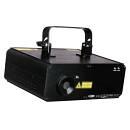 Galactic FX RGB-1000 Laser 1W RGB 3D da 1000mW con 8 effetti + flycase