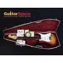 Fender Stratocaster Sunburst 1974 Mint Condition Tags Collector 74