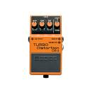 Boss Ds2 Turbo Distortion - Effetto Turbo Distorsore A Pedale
