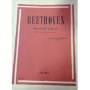 BEETHOVEN MELODIE SCELTE PER CANTO E PIANOFORTE