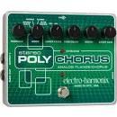 Electro Harmonix ANALOG POLYCHORUS STEREO - POLY CHORUS FLANGER SLAPBACK ECHO
