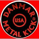 Danmar Power Disc Kick Pad DP210MK METAL