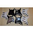 Battipenna Stratocaster + set alnicoV