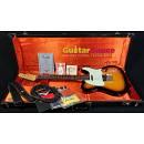 Fender Masterbuilt Paul Waller Telecaster 59 NOS 2 Tone Sunburst 2012