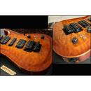 ZION CLASSIC MAPPLE - HSH JOE BARDEN - FLOYD ROSE - no suhr - tom andersn - prs