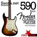 Fender Classic Player Strato 60