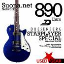 Duesenberg Starplayer Special Blue-Sparkle