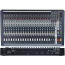 SOUNDCRAFT mfxi20 MIXER 20 INGRESSI MONO 2 STEREO CON EFFETTO LEXICON