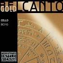 Thomastik Belcanto Gold TH-BC-31G muta di corde per violoncello 4/4