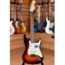 Fender American Deluxe Stratocaster HSS Rosewood 3 Color Sunburst 2010