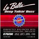 La Bella 0760M Deep Talkin' Bass