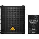 "Behringer B1200d Pro - Subwoofer Attivo 12"" Con Crossover Stereo 500w"
