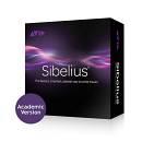 AVID SIBELIUS 8 ACADEMIC con UPGRADE PLAN ANNUALE - Software di Notazione Musicale Versione Educatio