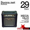 Mega Amp GL15