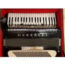 MORESCHI FISARMONICA 120B 3/5 7+2 NERA (INT.MIDI AI BASSI)