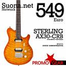 Sterling by Music Man Sterling AX30 CRB