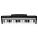 Korg Sp170 S Black - Pianoforte Digitale 88 Tasti Pesati Nero