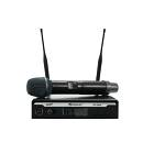 RELACART UR-222S SM 1 canale UHF Sistema microfono Professionale WiFi