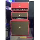 Dr. Z Amplification cassa 1x12 open back V30 Red Tolex Dr.Z cabinet