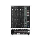 Behringer Djx750 - Mixer 5 Canali Con Effetti Digitali E Contatore Bpm