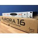 LYNX STUDIO TECHNOLOGY AURORA 16 HD + LT ADAT + CBL-AOUT85 + CBL-AIN85 (inclusi N.2 cavi D-SUB IN/OU