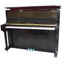 SCHULZE POLLMANN PIANOFORTE VERTICALE 118A NERO SPECCHIERA PAVONE+PANCHETTA