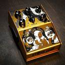 Stone Deaf FX Trashy Blonde Parametric Amp Filter Overdrive IN PRONTA CONSEGNA!