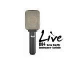 CAD D84 - Guitar Amp Mic - Condensatore - Cardioide