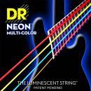 DR NEON Corde per basso MULTICOLOR nmcb-45