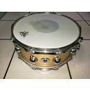 """Drum Sound Rullante 14"""" x 5,5"""" in acero usato Spedizione Gratuita!"""