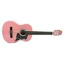 Muses CG301pk - chitarra classica con battipenna