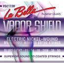 LA BELLA VAPOR SHIELD VSE1150 MUTA CORDE PER CHITARRA ELETTRICA BLUES LIGHT 11/50