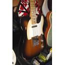 Fender Telecaster 50' Road Worn 2 tone sunburst con borsa