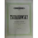EDITION PETERS TSCHAIKOWSKY ALBUM PER LA GIOVENTU� OP 39 PER PIANOFORTE