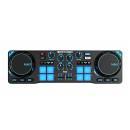 HERCULES DJ CONTROL COMPACT CONTROLLER DOPPIO DECK COMPATTO USB