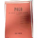 Enrico Polo - 30 Studi a Corde Doppie per Violino ER192 RICORDI EDITORE