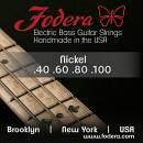 FODERA 40100N corde per basso 40-100 NICKEL